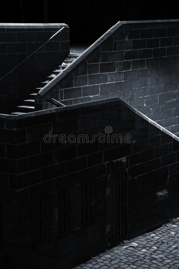 Download Stairs stock image. Image of risky, remoteness, backdoor - 22180873