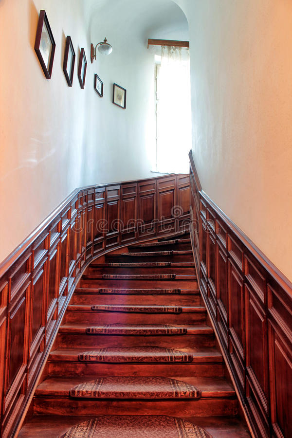Download Stairs stock image. Image of terrific, hunting, lodge - 23099805