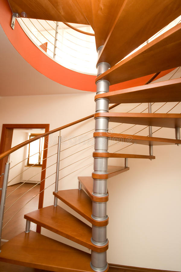 Download Stairs stock image. Image of flat, stairs, bright, interior - 23924949