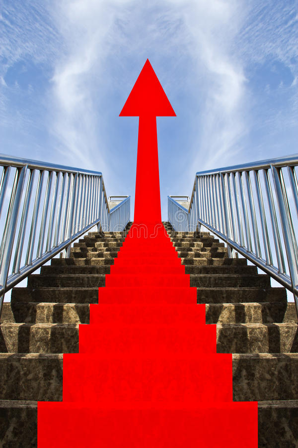 Free Stairs Royalty Free Stock Photography - 25385777