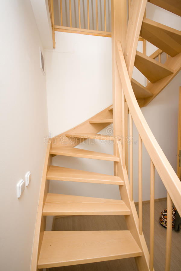 Download Stairs stock photo. Image of detail, indoor, stairs, wood - 26924040