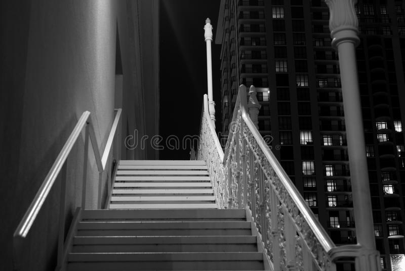 Stairs_3 royalty-vrije stock foto