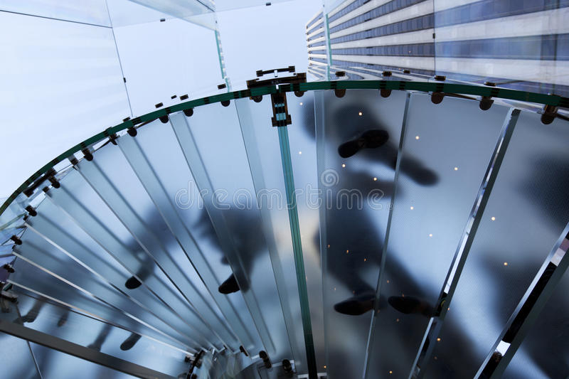 Download Stairs Of The Apple Store Glass Cube In New York Editorial Image - Image: 23594890