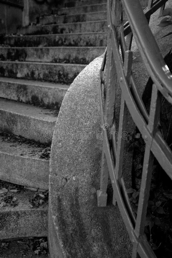 Stairs In Park Free Public Domain Cc0 Image