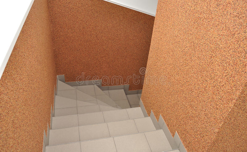 Stairs Descend Stock Images - Download 1,109 Royalty Free Photos