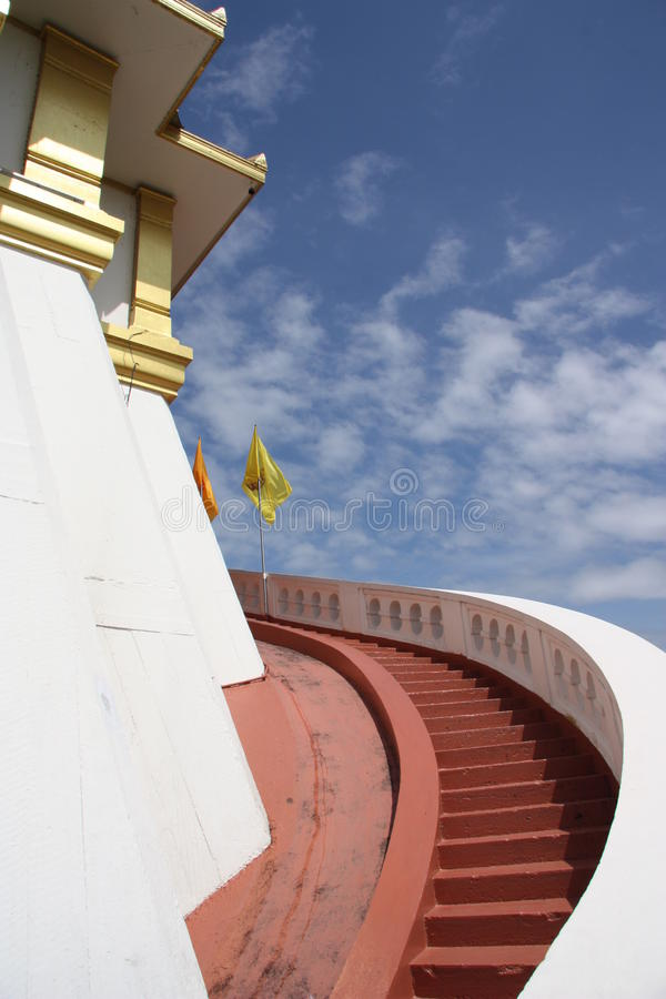 Download Stairs to Heaven stock photo. Image of city, buddhist - 22509888