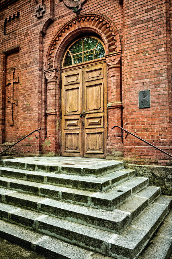 Download Stairs To The Orthodox Church - Royalty Free Stock Image - Image: 14594076