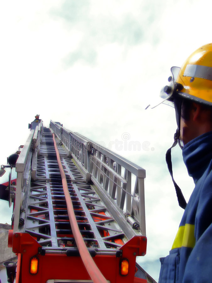 Download Stairts to heaven stock image. Image of worker, hazard - 2231449