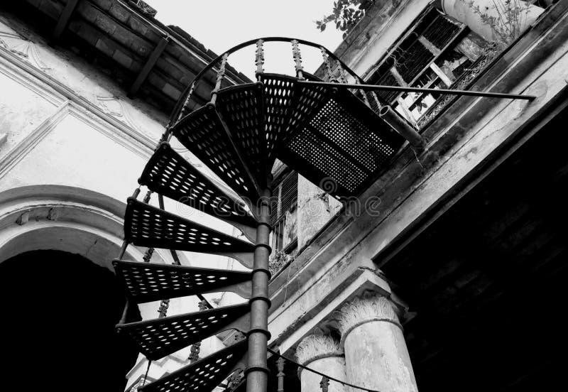 stairway рая к стоковая фотография