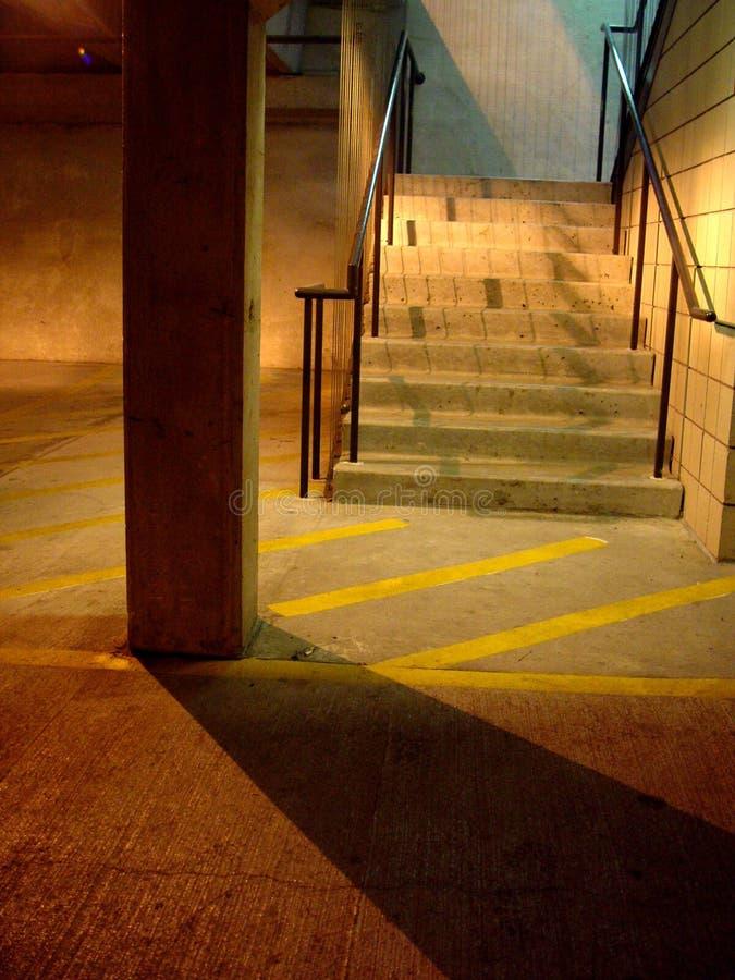 stairway урбанский стоковое фото