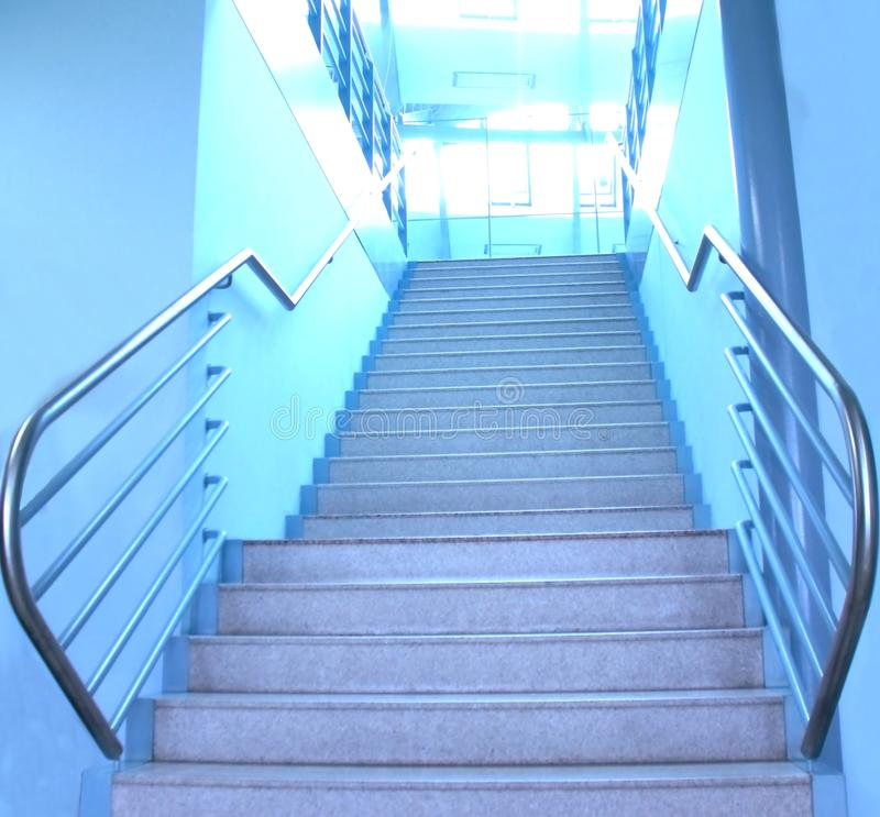 Download Stairway stock photo. Image of ascending, enter, handrail - 14324892