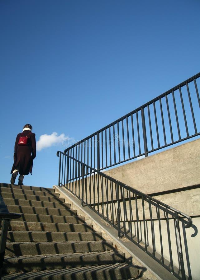 stairway στοκ εικόνες