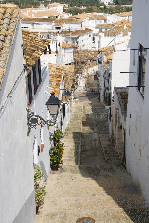 Download Stairway stock photo. Image of hanging, spain, vacation - 20100276