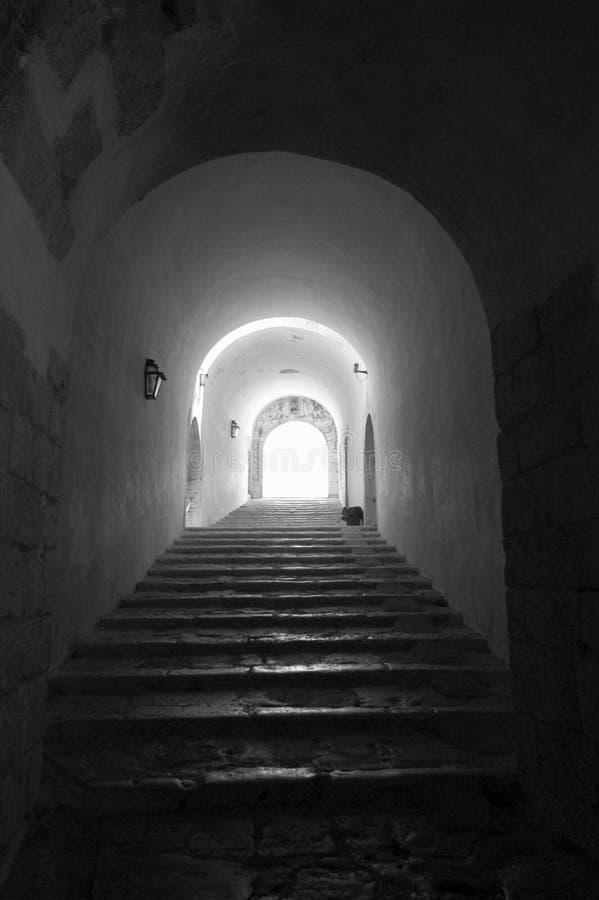 Stairway foto de stock