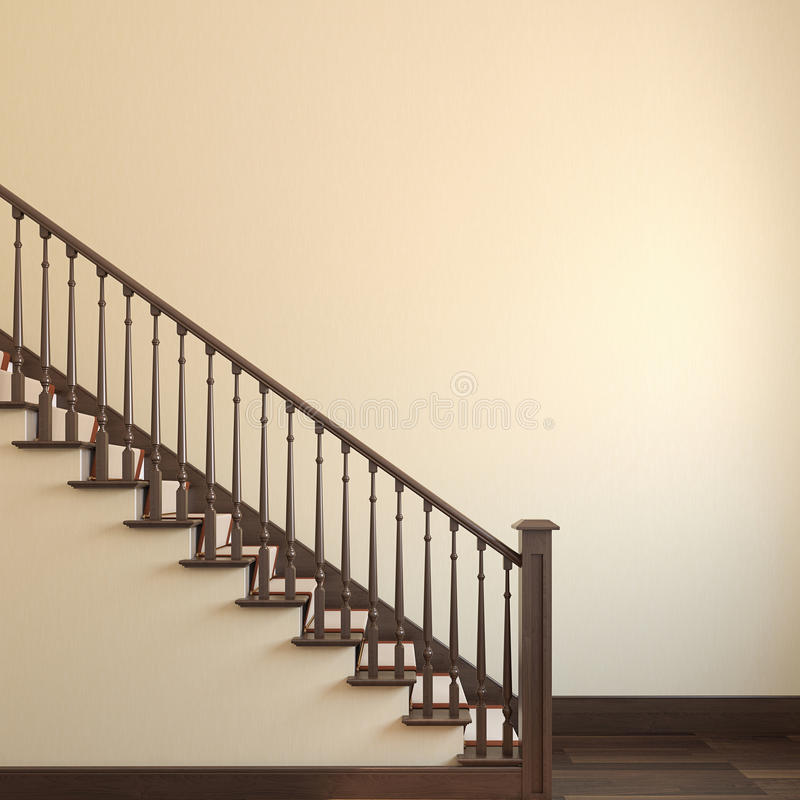 Free Stairway. Royalty Free Stock Photos - 31118178