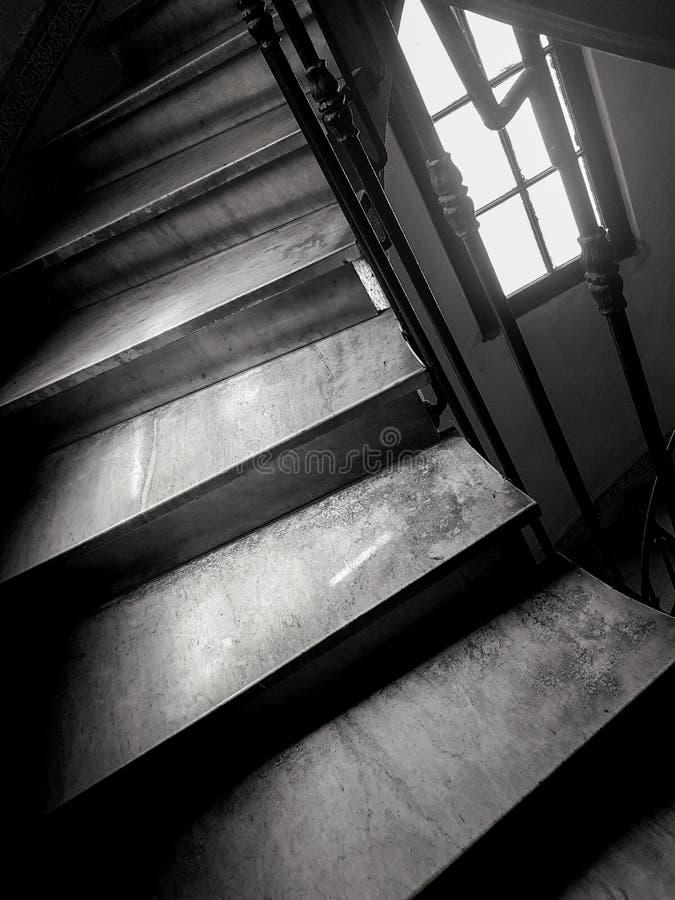 stairway fotografie stock libere da diritti