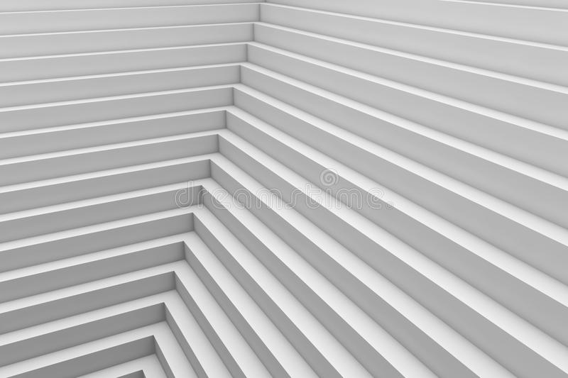 Stairway Background Stock Photography
