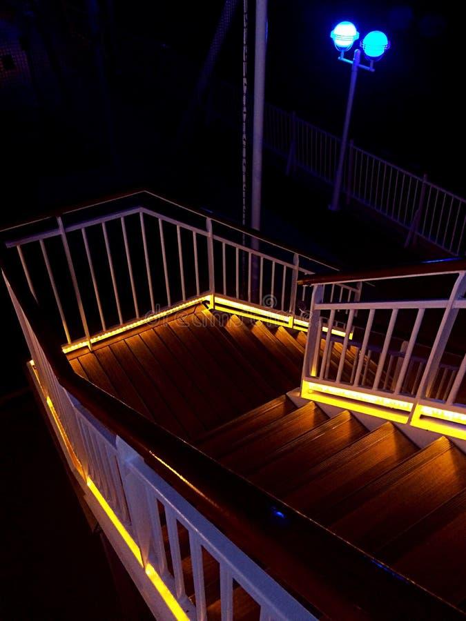 Stairway stock image