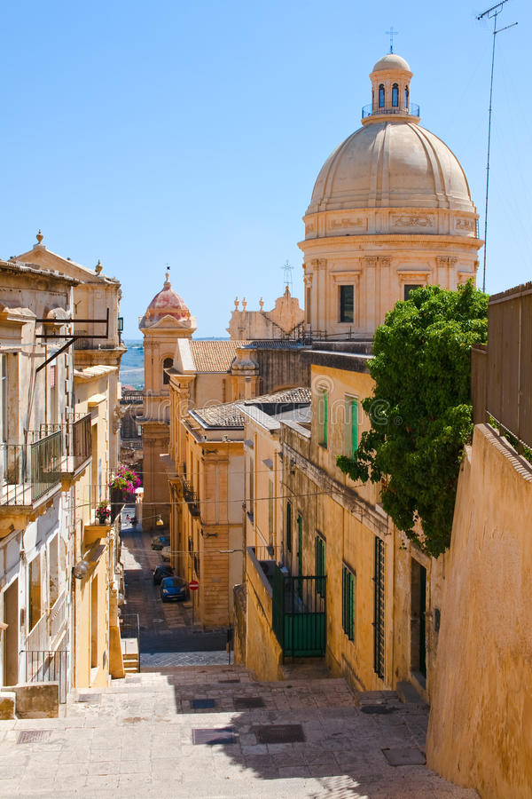 Free Stairway In Noto Stock Photography - 20713672