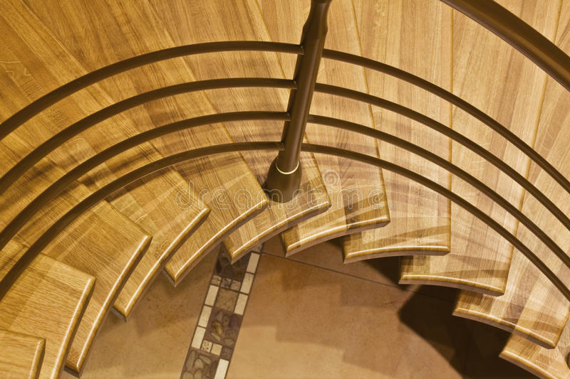 Download Stairway In Luxury Home Stock Image - Image: 12248231
