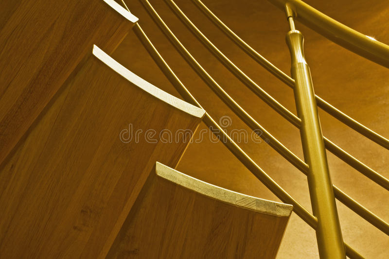 Download Stairway in luxury home stock photo. Image of passage - 12248256
