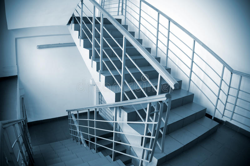 Download Stairway In Office Building Stock Image - Image: 17692379