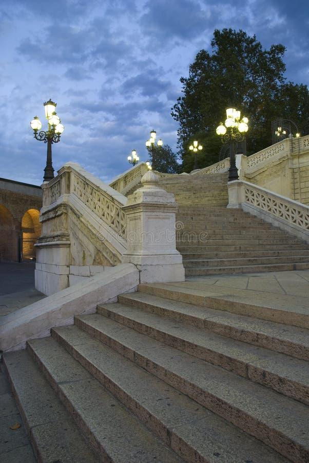 Stairway of Pincio stock photo