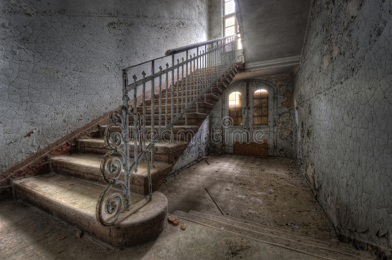 Stairway to. royalty free stock photos