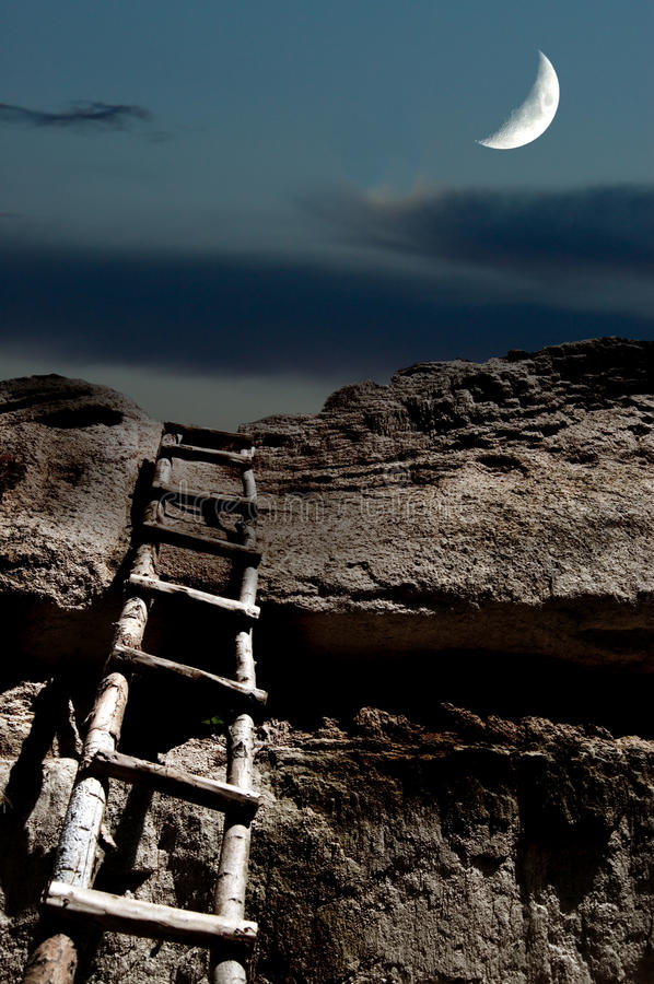 Download Stairway to heaven stock image. Image of ladder, moving - 10623835