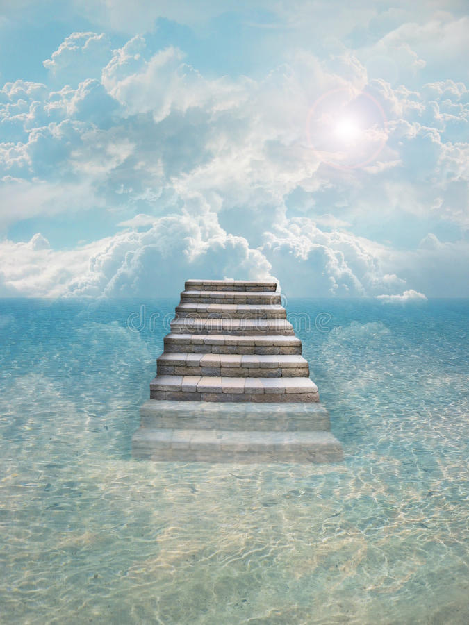 Free Stairway To Heaven Stock Photos - 15242593