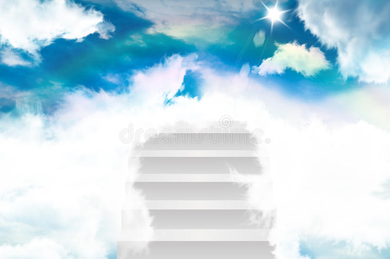 Download Stairway to heaven stock image. Image of ladder, freedom - 22276683