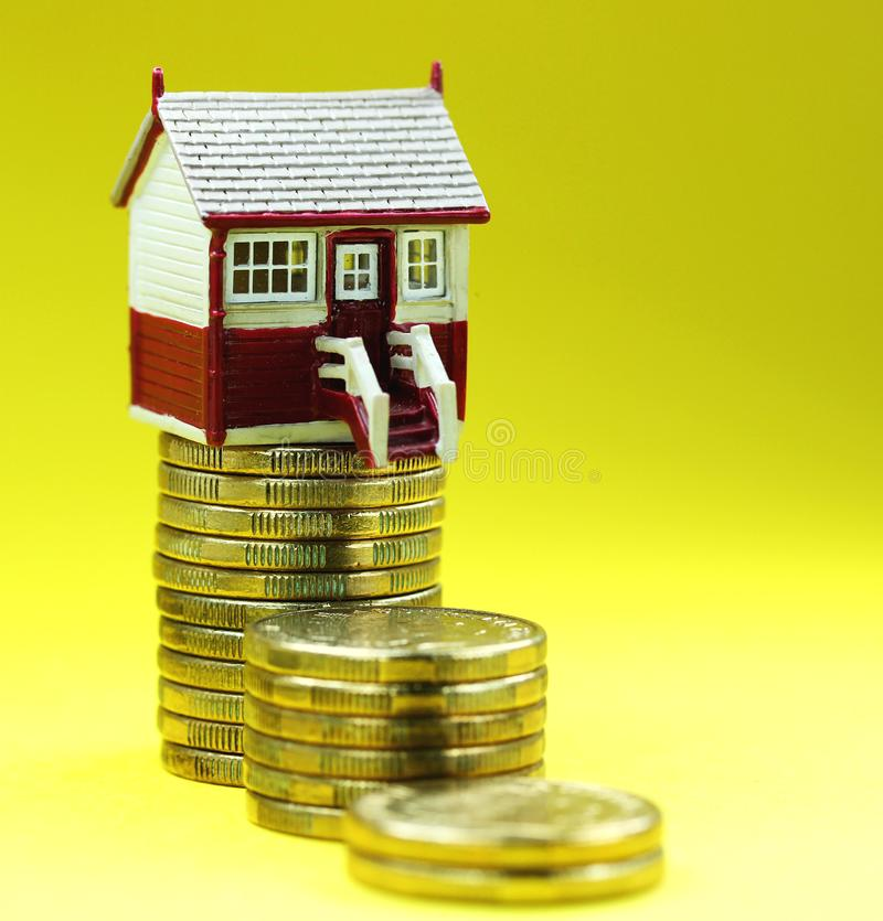 Download Stairway to Home Ownership stock image. Image of aussie - 18327409