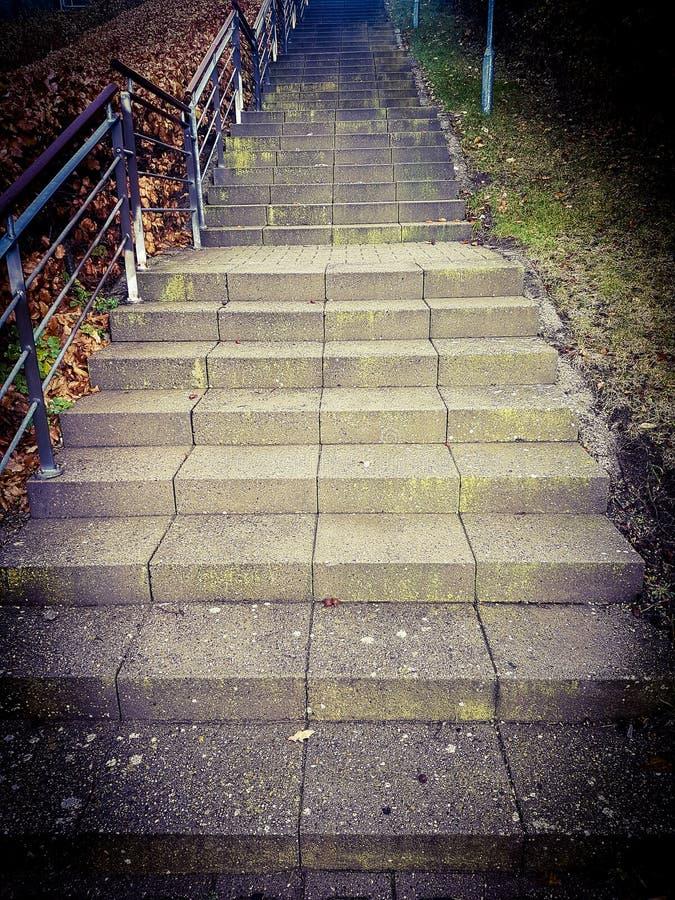 stairways fotografia de stock