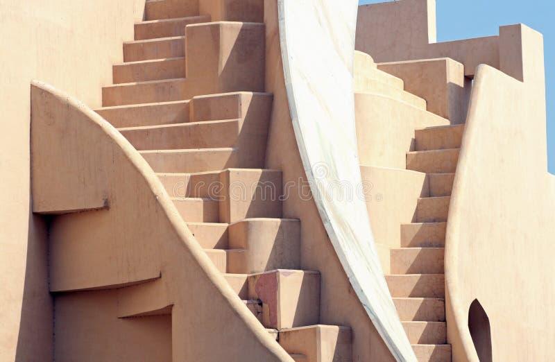 stairways jaipur стоковые изображения