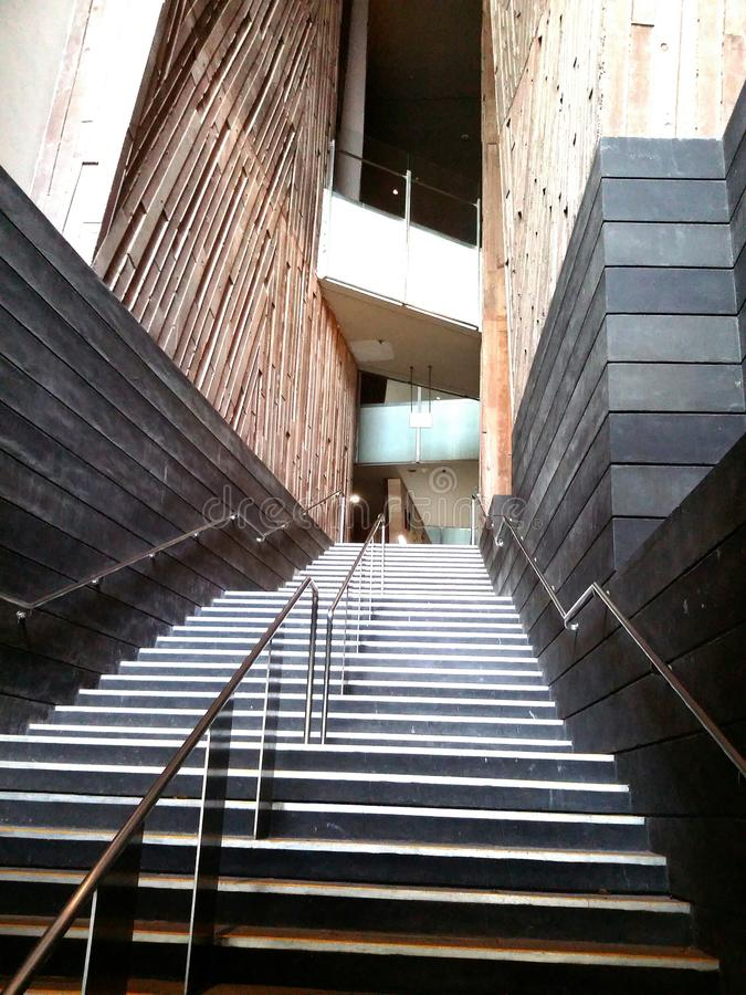 Stairwayv fotografia stock libera da diritti