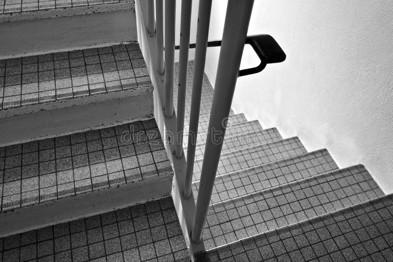 Stairwell Royalty Free Stock Photos