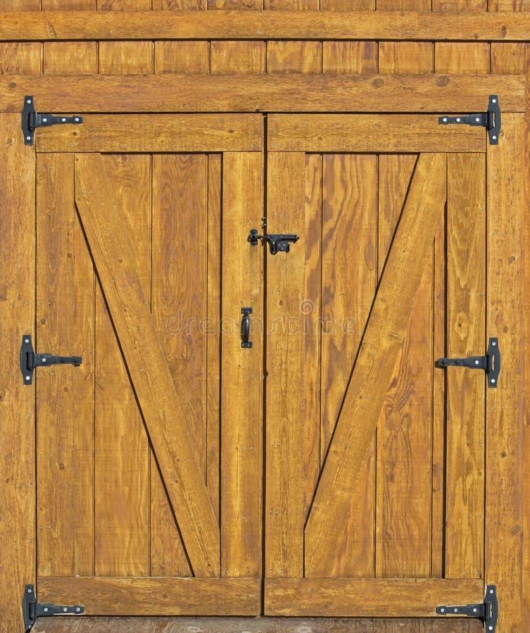 Stajni drzwi tło zdjęcie stock