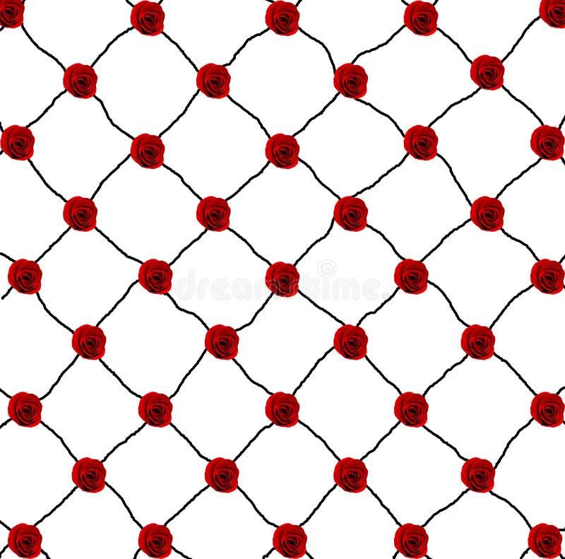 staket steg vektor illustrationer