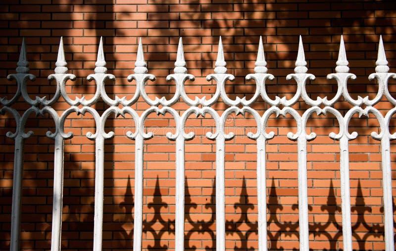 staketposteringstål arkivfoto