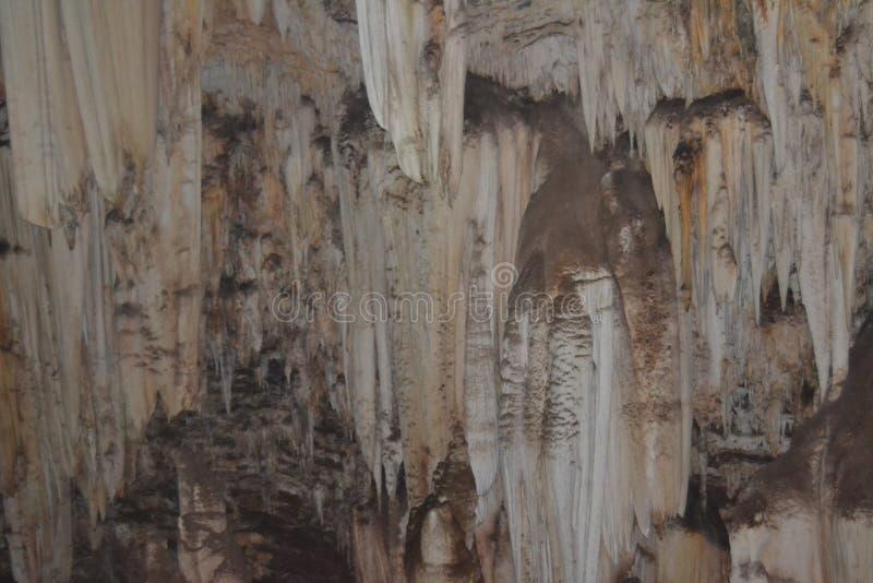 stalactite stock foto's