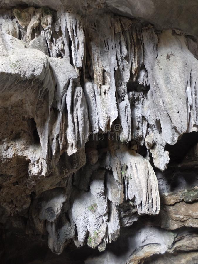 stalactite imagen de archivo