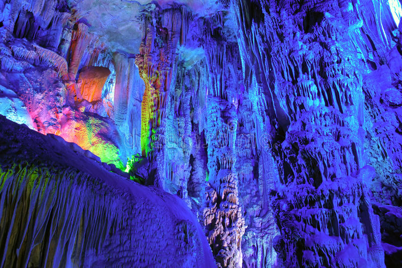 Download Stalactite stock photo. Image of mysterious, karst, water - 34285452