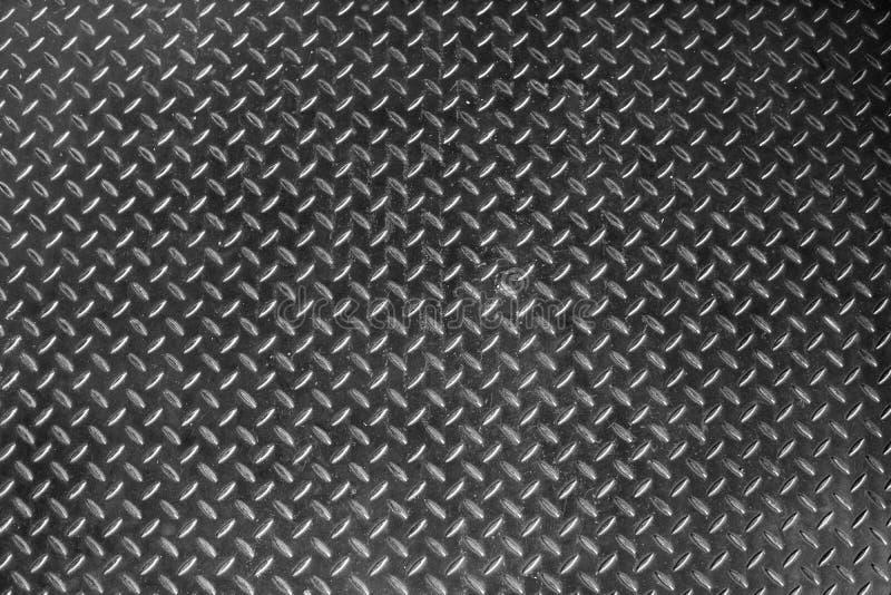Stali brudny i używać checker talerza metalu prześcieradło może być jako tło lub tekstura use fotografia royalty free