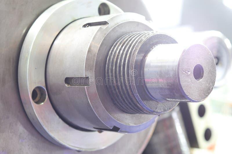 stalowa chylenie maszyna dla procesu produkcyjnego fotografia stock