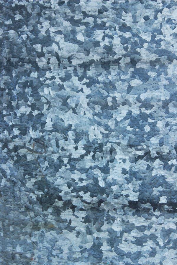 Stalowa tekstura Szarego metalu Nierówny Ścienny Abstrakcjonistyczny tło zdjęcie royalty free
