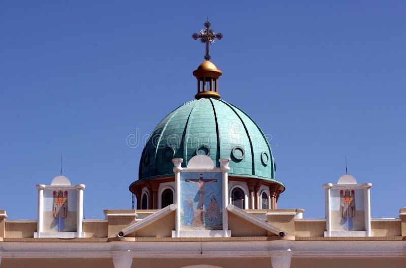 Stam Medhane Alem Cathedral arkivbilder