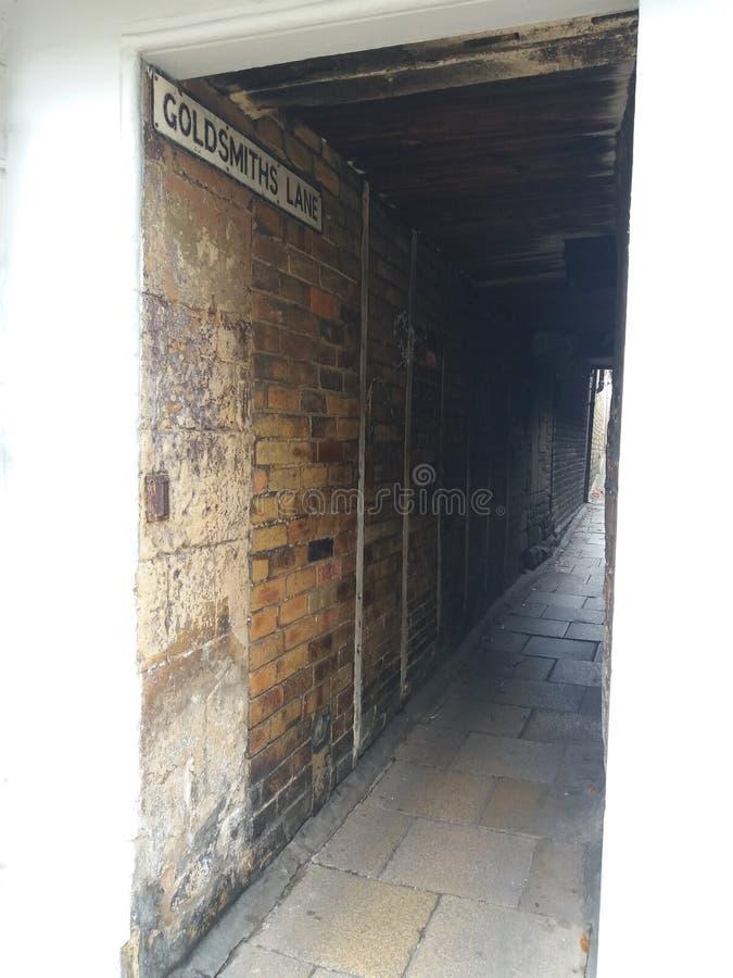 Stamford Großbritannien stockfoto