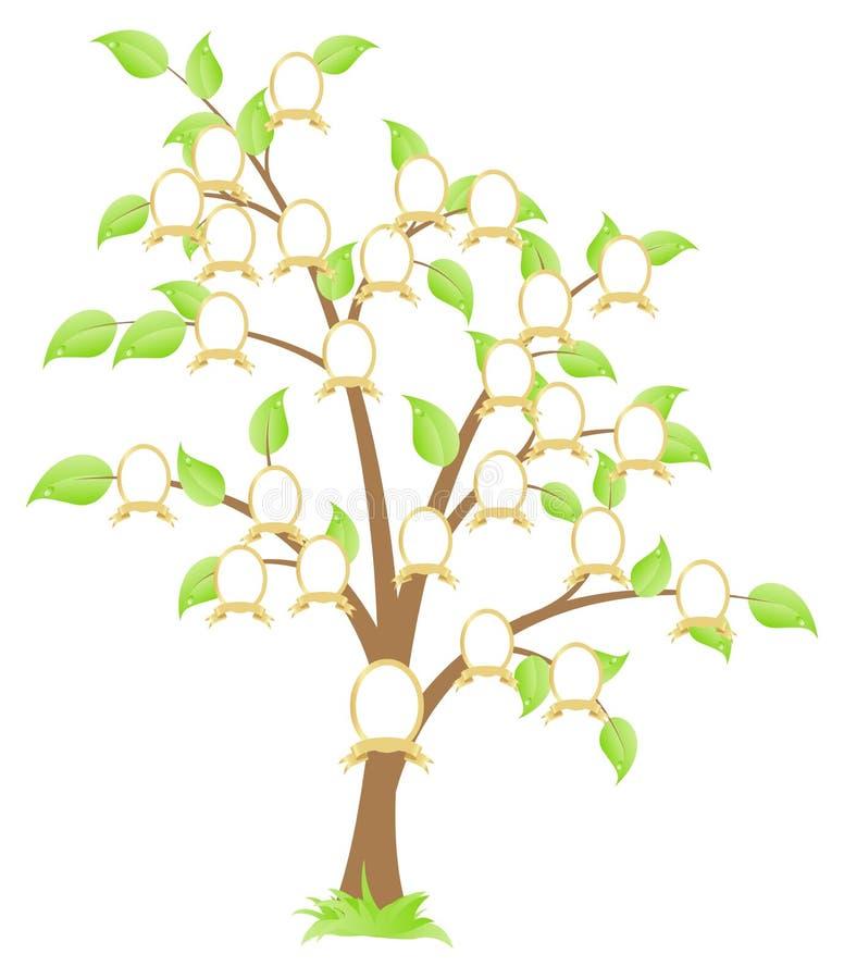 Stammbaum vektor abbildung
