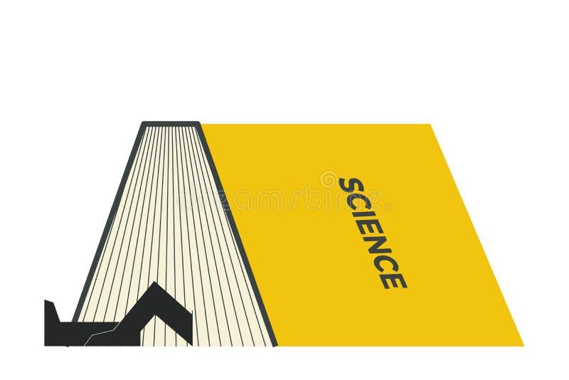 STAMMbuchillustration stock abbildung