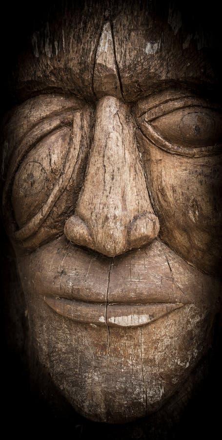 Stammen masker stock foto's